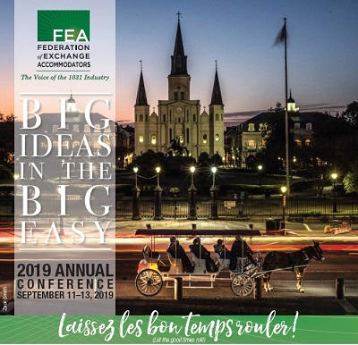 Display event - FEA 2019 Annual Conference